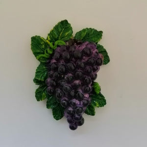 Fridge Magnet - Grapes