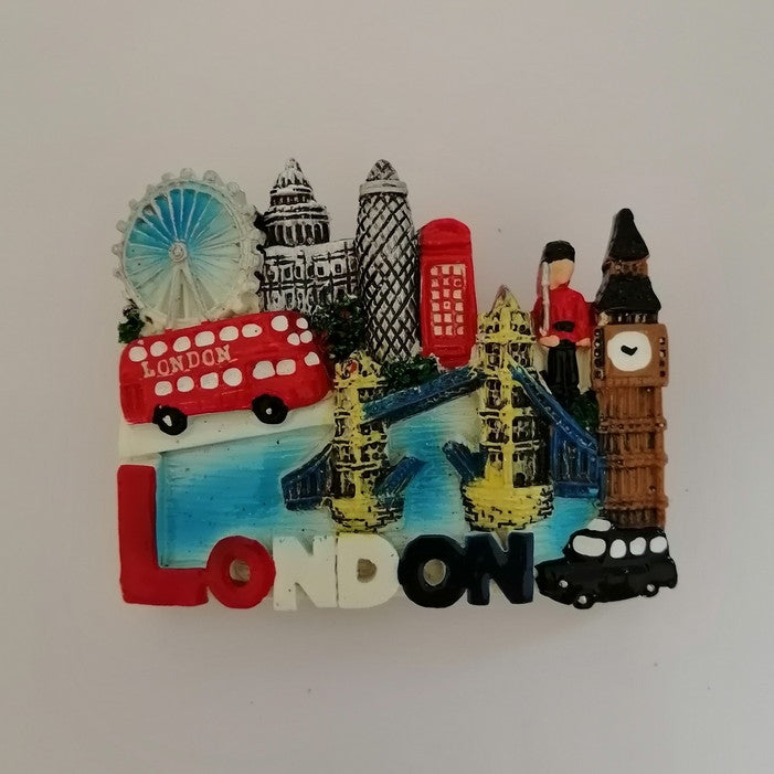 Fridge Magnet - London 1