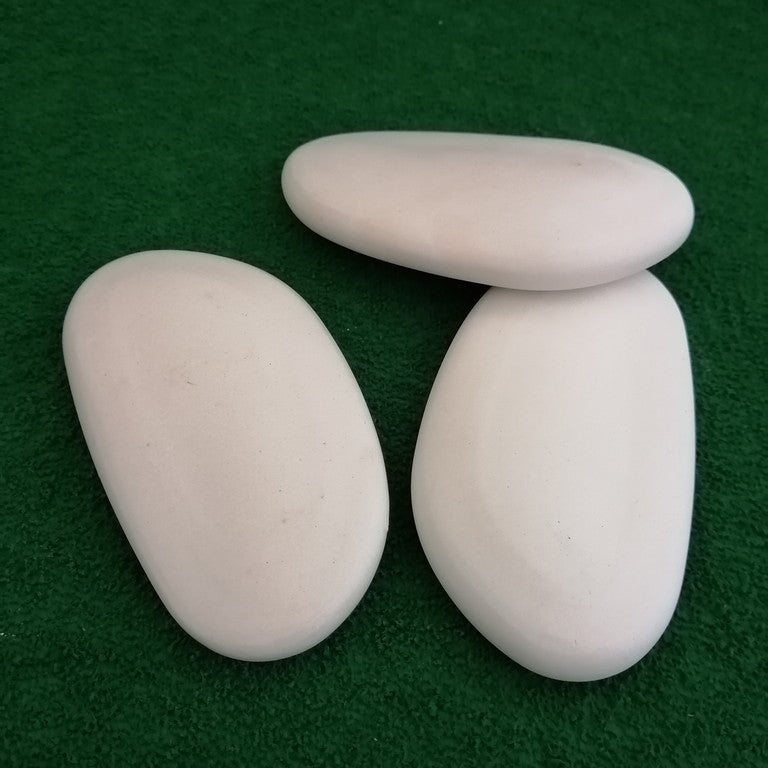 Handcasted Stone - Oval Small