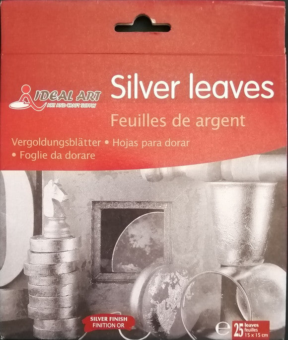 Silver Foil / Silver Leaves