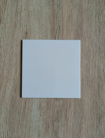 Acrylic Coaster - Square - 4""