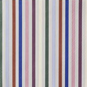 Colourful Stripes 33 X 33 cm