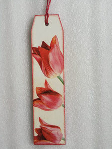 Bookmark - Tulips