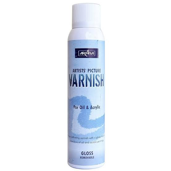 Artists Picture Varnish Spray