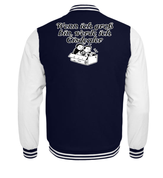 Oxford Navy-White