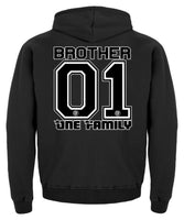 BROTHER One Family  - Kinder Hoodie