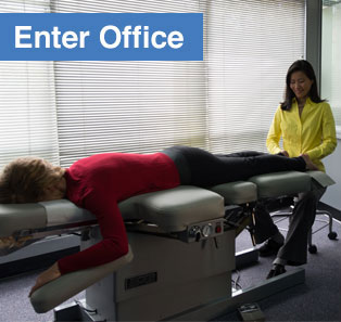 Enter the office of Dr. Chang
