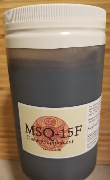 MSQ Immune Supplement (30oz)