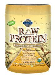 RAW Organic Protein powder (622g) - dr Chang Health - Chiropractor in La Jolla