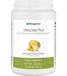 UltraClear Plus Powder (32.60 oz/21 servings) - original, berry or pineapple banana - FREE SHIPPING