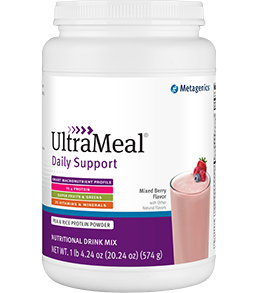 UltraMeal Daily Support 14 srvgs (dutch chocolate/mixed berry)