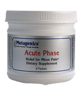 Acute Phase (9 packets) - dr Chang Health - Chiropractor in La Jolla