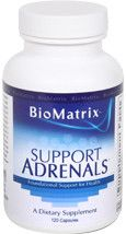 BioMatrix Support Adrenals (120c) - dr Chang Health - Chiropractor in La Jolla
