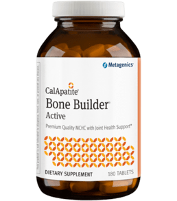 Cal Apatite Bone Builder Active (180t) -- formerly Cal Matrix® - dr Chang Health - Chiropractor in La Jolla