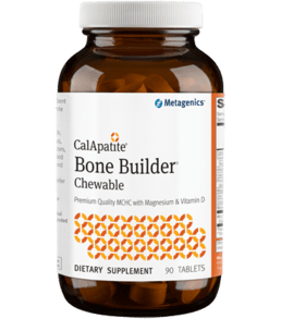 Cal Apatite Bone Builder Chewable Chocolate (90t) -- formerly Cal Apatite® Chewable Chocolate - dr Chang Health - Chiropractor in La Jolla