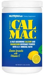Nutrina Cal Mac Lemon (5 oz) Lowest Price $13.95! - dr Chang Health - Chiropractor in La Jolla