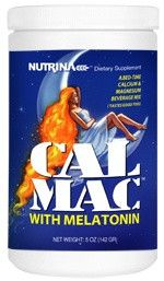 Nutrina Cal Mac Melatonin (5 oz) Lowest Price $13.95! - dr Chang Health - Chiropractor in La Jolla