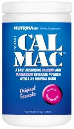 Nutrina CalMac Original (5 oz) Lowest Price $13.95! - dr Chang Health - Chiropractor in La Jolla