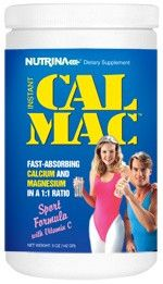 Nutrina CalMac Sport  (5 oz) Lowest Price $13.95! - dr Chang Health - Chiropractor in La Jolla