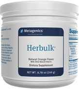 Herbulk powder Natural Orange (30 servings) - dr Chang Health - Chiropractor in La Jolla