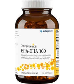 OmegaGenics EPA-DHA 300 (90sg / 270sg) - dr Chang Health - Chiropractor in La Jolla