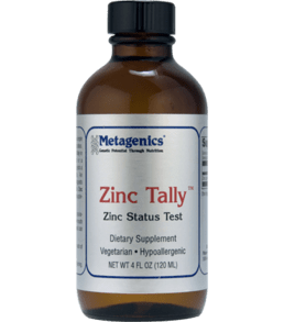 Zinc Tally™ Liquid (12 servings) - dr Chang Health - Chiropractor in La Jolla