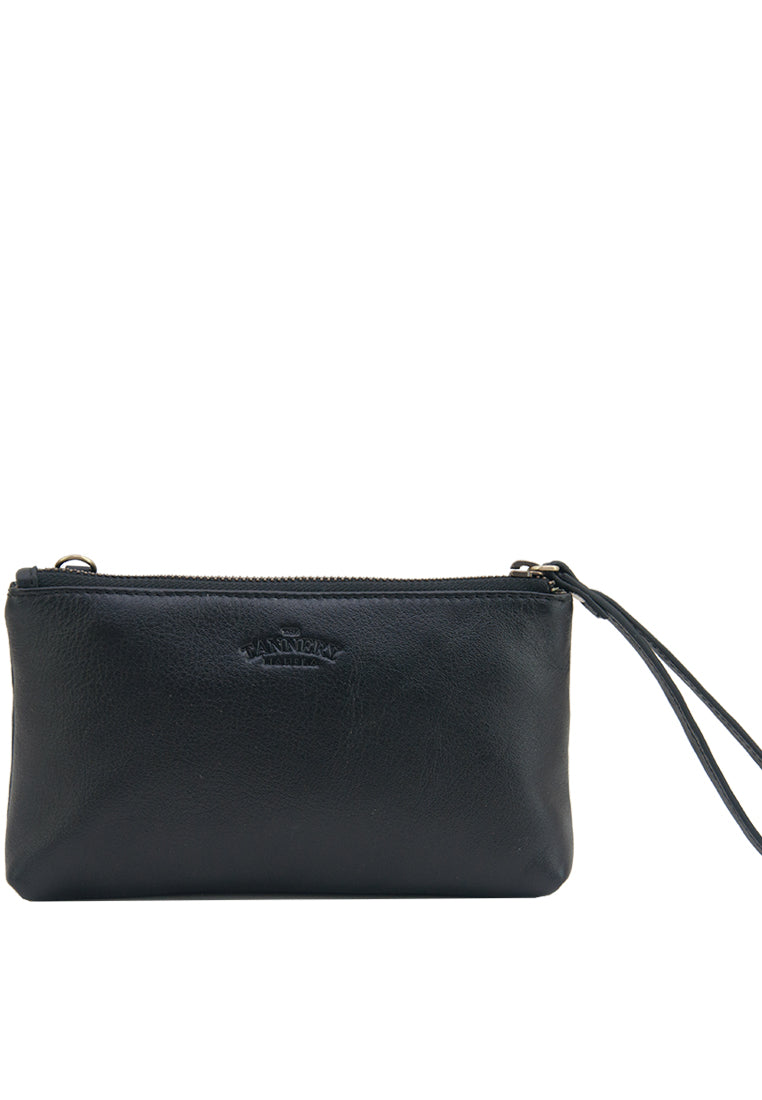 Angelyn with Shoulder Strap, Black
