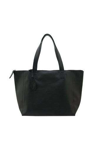 Hannah, Black with Zipper