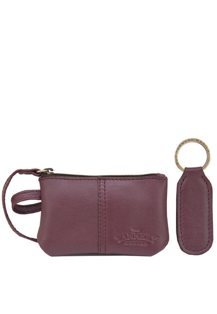 Kelly & Tevyn Gift Set, Burgundy