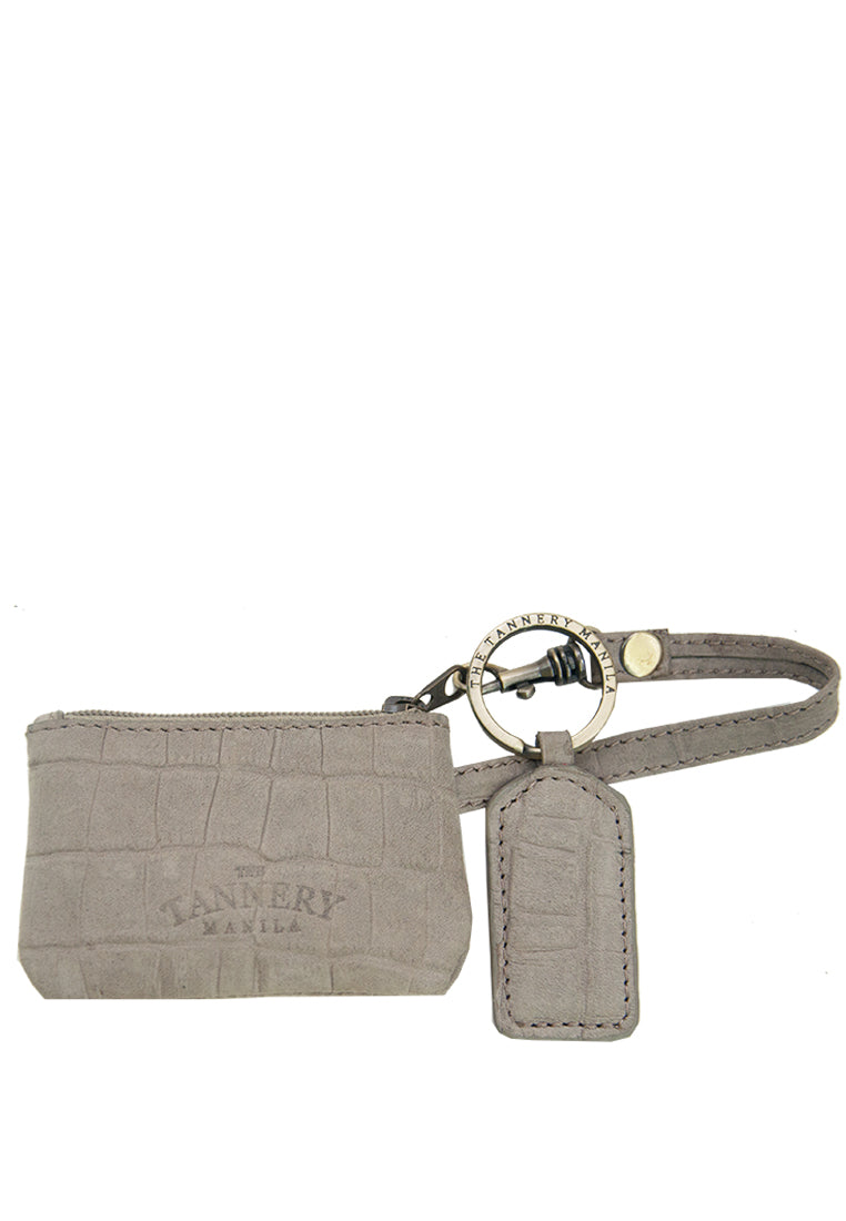 Michi & Kitchi Gift Set, Matte Gray Croc