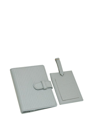 Rael & Russel Gift Set, Gray Lizzy