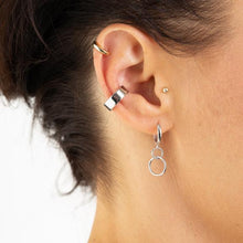 Load image into Gallery viewer, Wide Ear Cuff