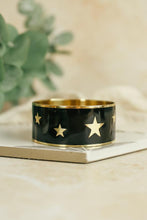 Load image into Gallery viewer, Starry Enamel Bangle