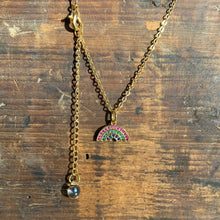 Load image into Gallery viewer, Rainbow Necklace