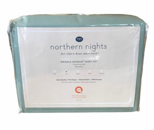 Northern Nights 600TC Wrinkle Defense Full Size