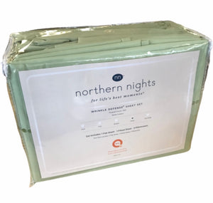 Northern Nights 700TC Wrinkle Defense King