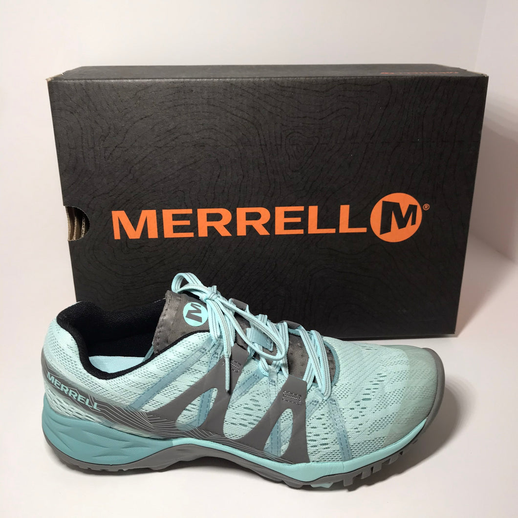 Merrell Mesh Lace up Sneakers 8M - Outlet Express