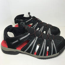 Load image into Gallery viewer, Clark's Adjustable Fisherman Sandals Women's 7 Wide - Outlet Express