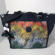 Load image into Gallery viewer, Kipling Colorblock Tote with Crossbody Strap - Outlet Express