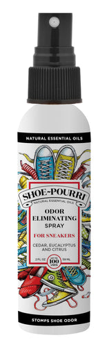 Shoe-Pourri Shoe Odor Eliminating Spray - Outlet Express