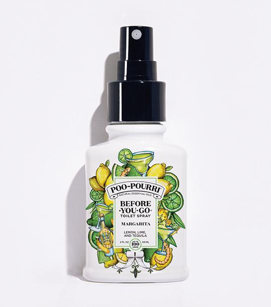 Poo-Pourri Margarita Before-You-Go Toilet Spray
