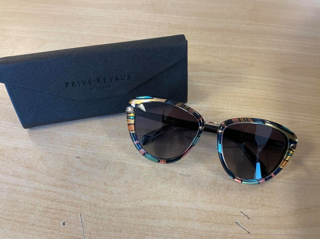 Prive Revaux Polarized Cat Eye Sunglasses