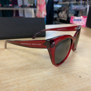 Prive Revaux x Madeleine Mister Polarized Sunglasses - Red