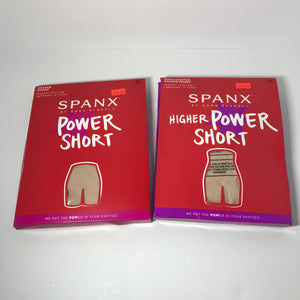 Spanx Power Shaping Shorts Size 2X (1 Pair) - Outlet Express
