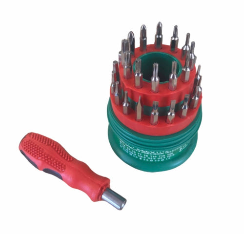 31-in-1 Screwdriver Set