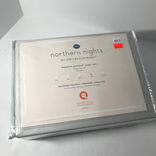 Load image into Gallery viewer, Northern Nights 600TC King Sheets - Outlet Express