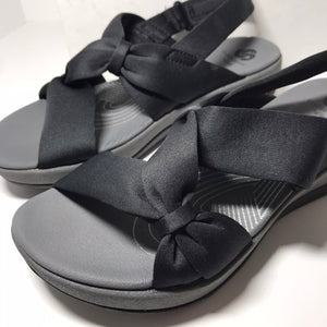 Clark's CLOUDSTEPPERS Sport Sandal - 6.5 Medium - Outlet Express