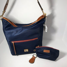 Load image into Gallery viewer, Dooney & Bourke Nylon Hobo with Accessories - Outlet Express