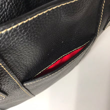 Load image into Gallery viewer, Dooney & Bourke Black Pebble Leather Crossbody - Outlet Express