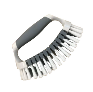 Joy Miracle Clean All-Purpose Gray Scrub Brush - Outlet Express
